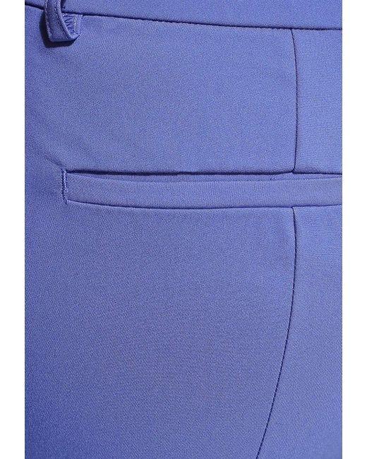 Брюки Concept Club                                                                                                              фиолетовый цвет