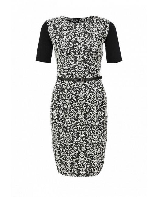 Платье Concept Club                                                                                                              серый цвет