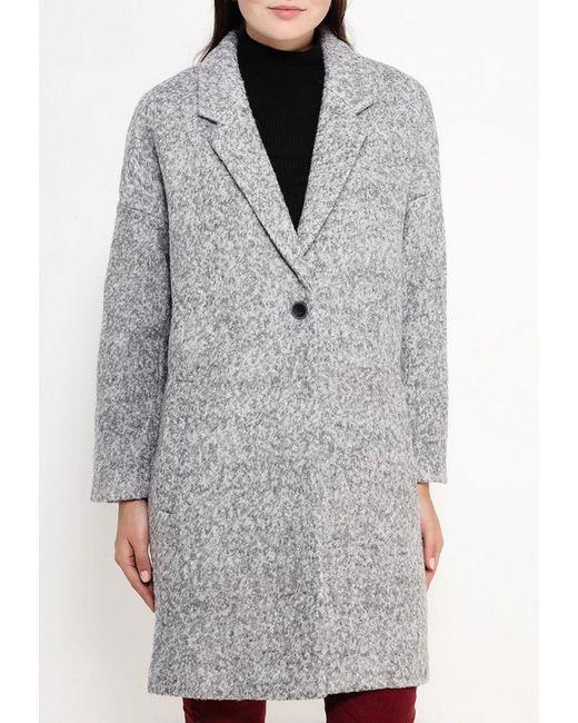 Пальто Concept Club                                                                                                              серый цвет