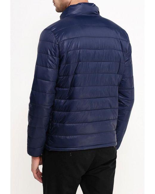 Куртка Утепленная Cortefiel                                                                                                              синий цвет