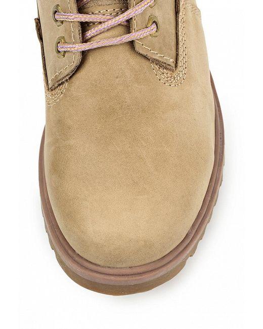Ботинки Coolway                                                                                                              бежевый цвет