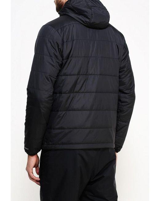 Куртка Утепленная Columbia                                                                                                              чёрный цвет