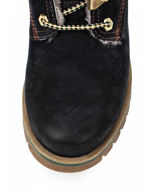 Ботинки Darkwood                                                                                                              синий цвет