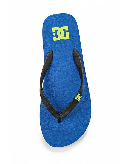 Сланцы Dc Shoes Dcshoes                                                                                                              чёрный цвет