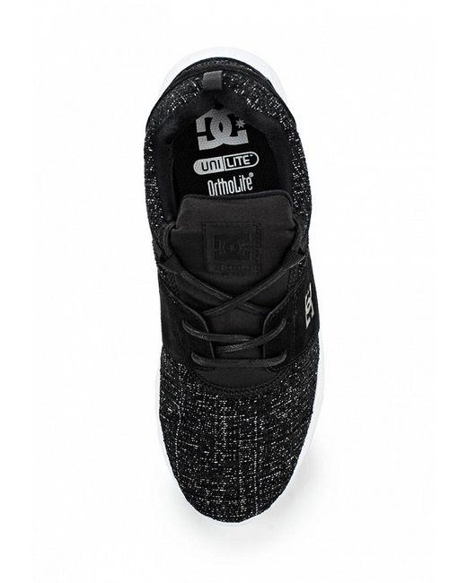 Кроссовки Dc Shoes Dcshoes                                                                                                              чёрный цвет