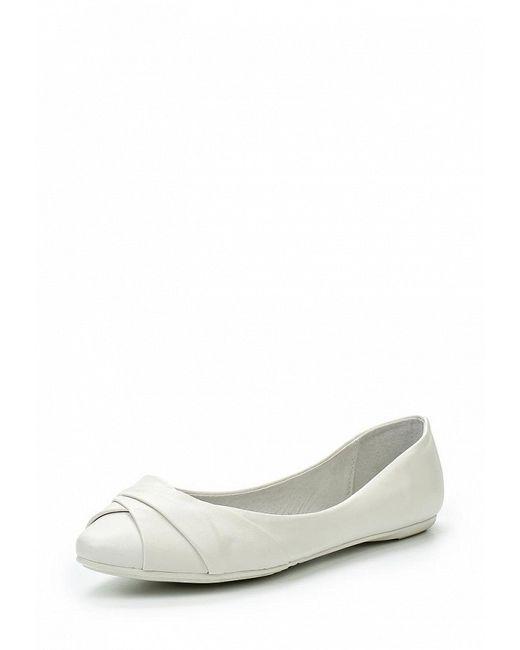 Балетки Dino Ricci Trend                                                                                                              белый цвет