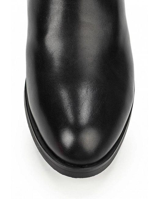 Ботфорты Dino Ricci Select                                                                                                              чёрный цвет