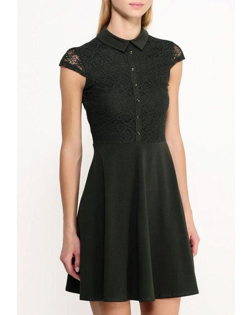 Платье Dorothy Perkins                                                                                                              зелёный цвет