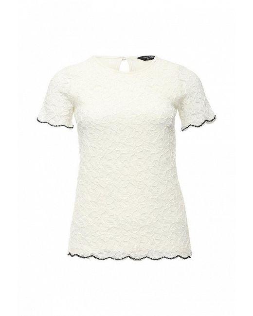 Блуза Dorothy Perkins                                                                                                              белый цвет