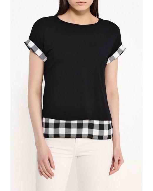 Блуза Dorothy Perkins                                                                                                              чёрный цвет