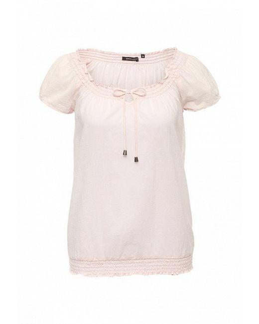 Блуза Emoi                                                                                                              розовый цвет