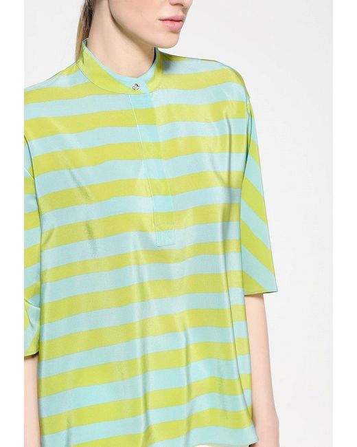 Блуза Escada Sport                                                                                                              зелёный цвет