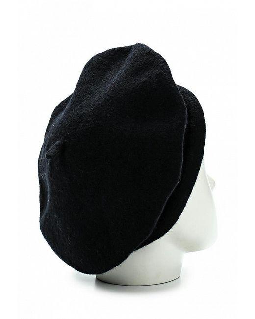 Берет Fete                                                                                                              чёрный цвет
