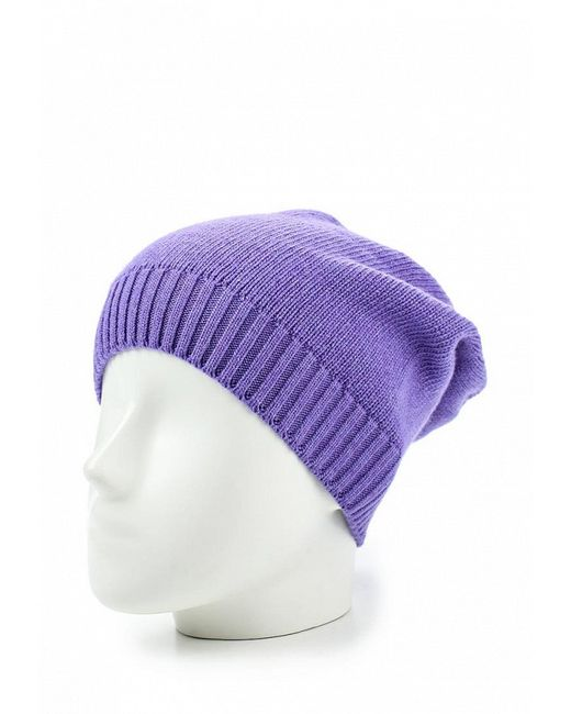Шапка Fete                                                                                                              фиолетовый цвет