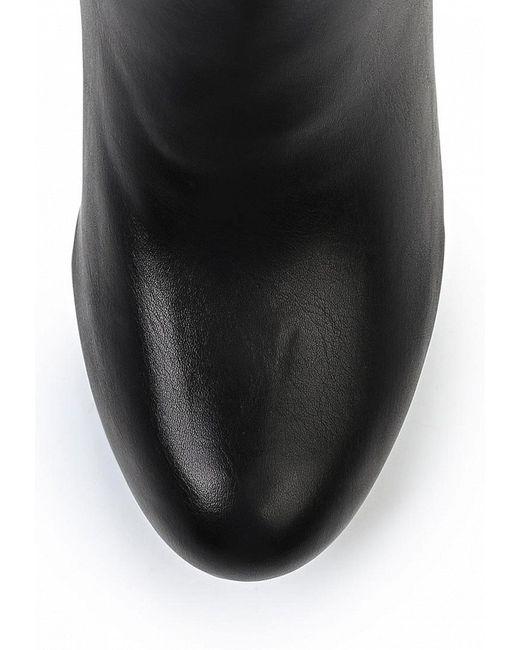 Ботильоны Fersini                                                                                                              чёрный цвет