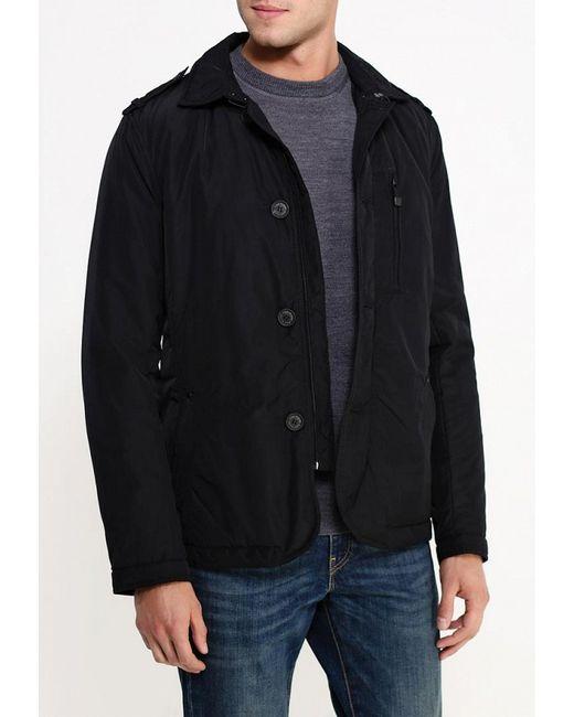 Куртка Утепленная Finn Flare                                                                                                              чёрный цвет