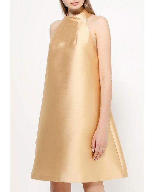 Платье Finery London                                                                                                              золотой цвет