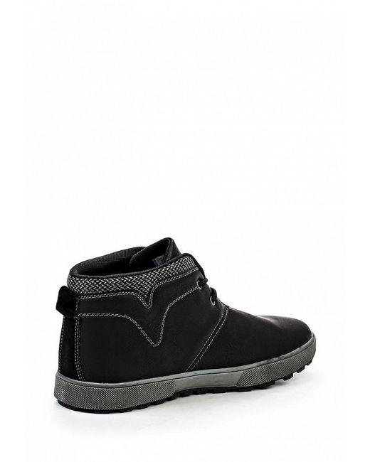 Ботинки Flair                                                                                                              чёрный цвет