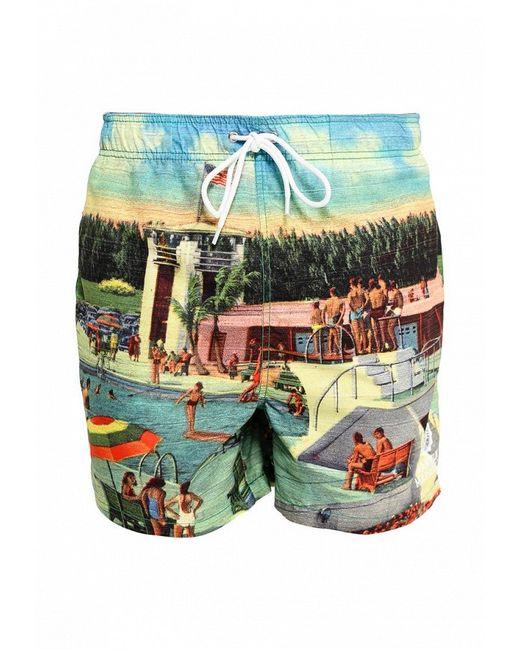 Шорты Для Плавания Franklin & Marshall                                                                                                              многоцветный цвет