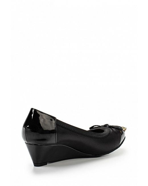 Туфли Girlhood                                                                                                              чёрный цвет