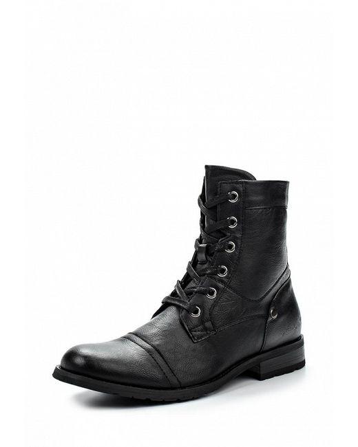 Ботинки G-L-X                                                                                                              чёрный цвет