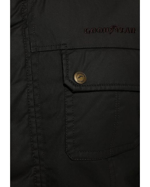 Куртка Утепленная Goodyear                                                                                                              серый цвет