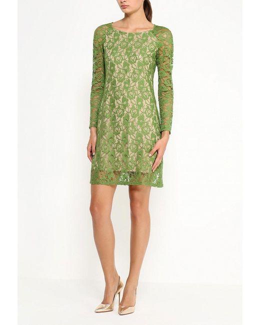 Платье Gregory                                                                                                              зелёный цвет