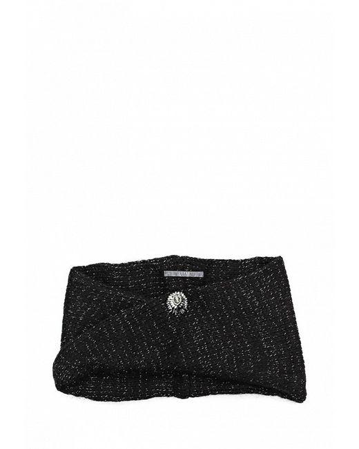 Шарф Jeans Guess                                                                                                              чёрный цвет