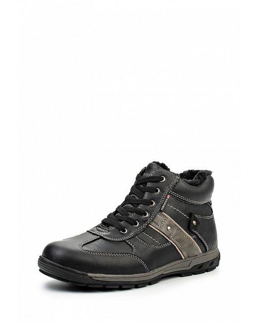 Ботинки Hanson                                                                                                              чёрный цвет