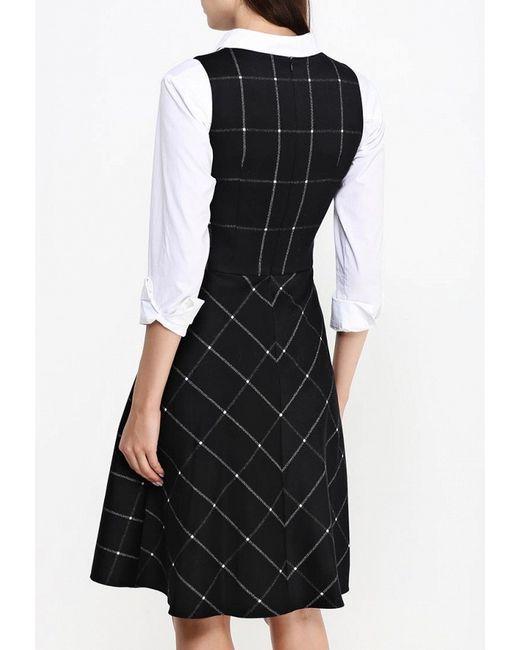 Платье Hugo                                                                                                              чёрный цвет
