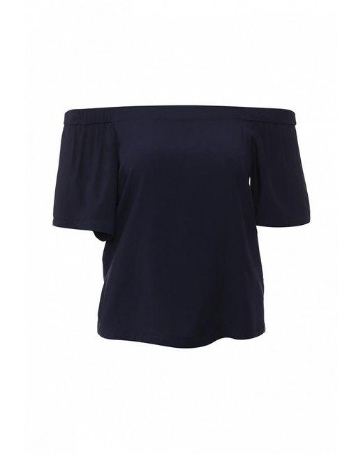 Блуза Incity                                                                                                              синий цвет