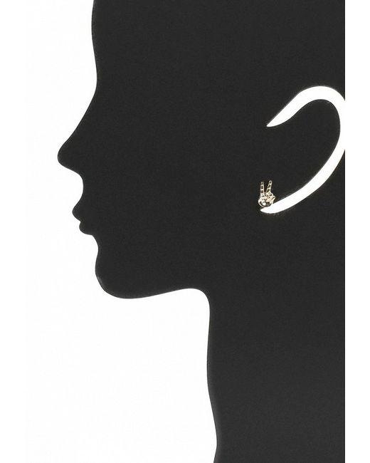 Комплект Серег 6 Шт. INLOVENY                                                                                                              золотой цвет