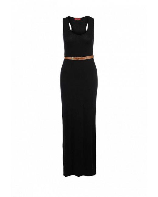 Платье Influence                                                                                                              чёрный цвет