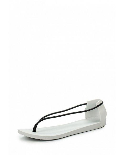 Сандалии Ipanema                                                                                                              белый цвет
