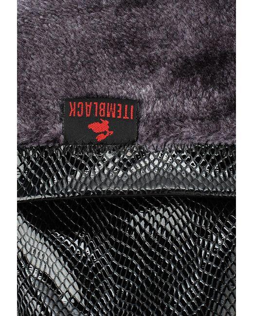 Сапоги Item Black Itemblack                                                                                                              чёрный цвет