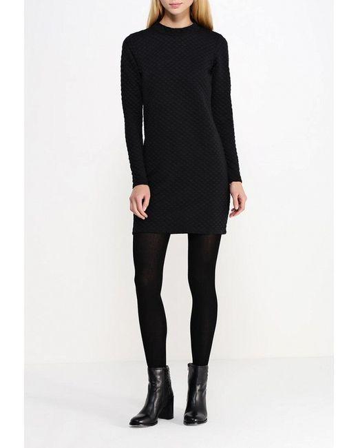 Платье Jacqueline de Yong                                                                                                              чёрный цвет