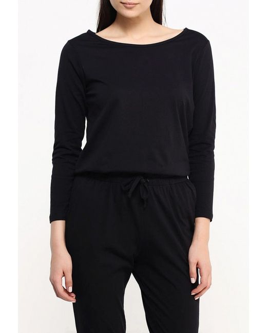 Комбинезон Jacqueline de Yong                                                                                                              чёрный цвет