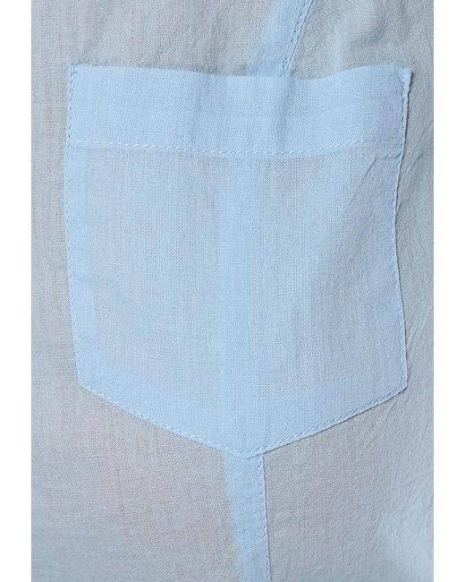 Блуза Jennyfer                                                                                                              голубой цвет