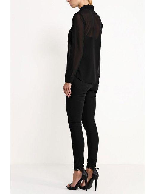Блуза Jennyfer                                                                                                              чёрный цвет