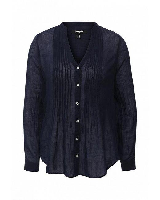 Блуза Jennyfer                                                                                                              синий цвет