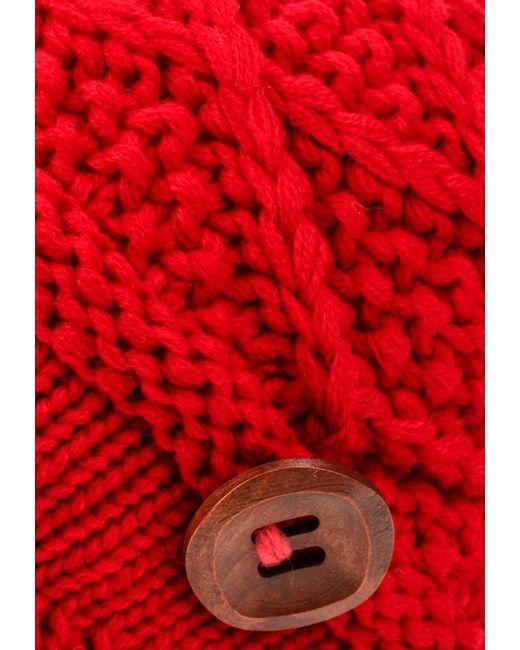 Шапка Kawaii Factory                                                                                                              красный цвет