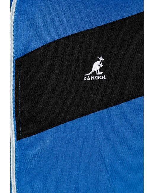 Олимпийка Kangol                                                                                                              синий цвет