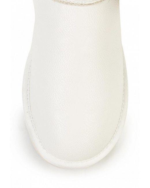 Угги Keddo                                                                                                              белый цвет