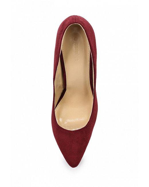 Туфли Koton                                                                                                              красный цвет