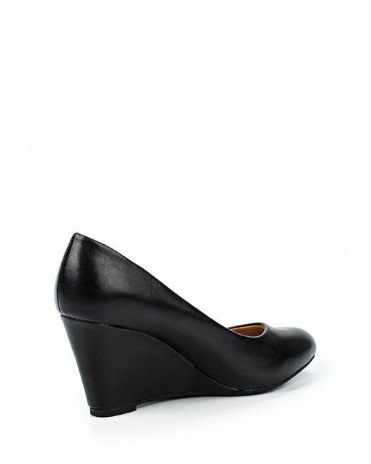 Туфли La Bottine Souriante                                                                                                              чёрный цвет
