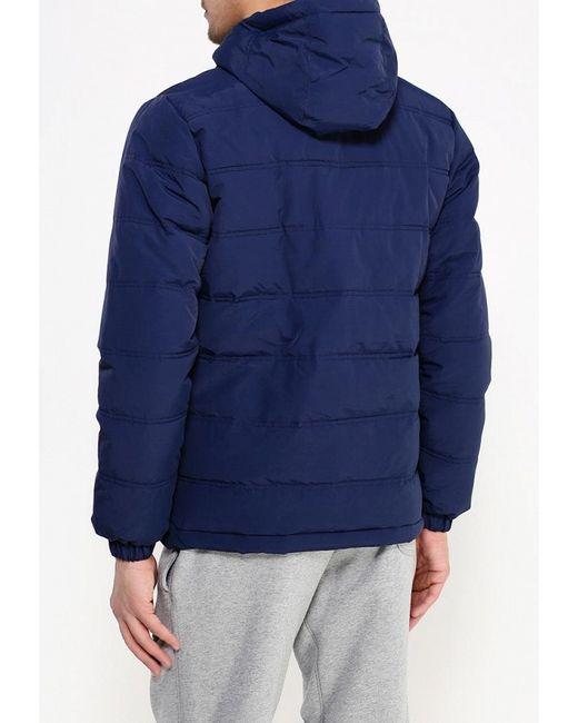 Куртка Утепленная Le Coq Sportif                                                                                                              синий цвет