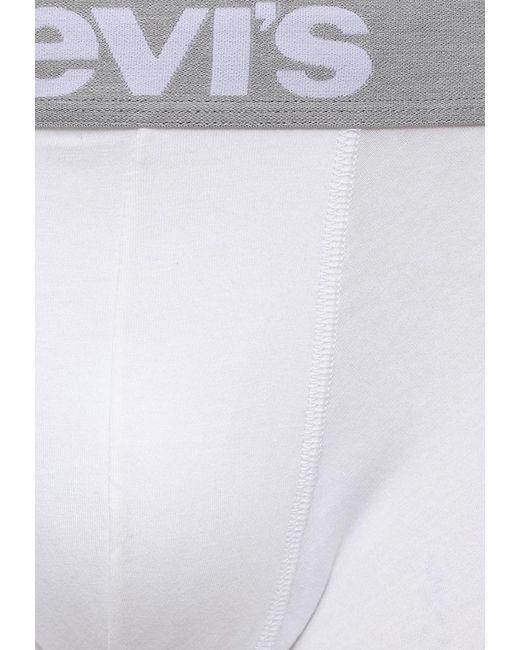Комплект Трусов 2 Шт. Levi's®                                                                                                              белый цвет