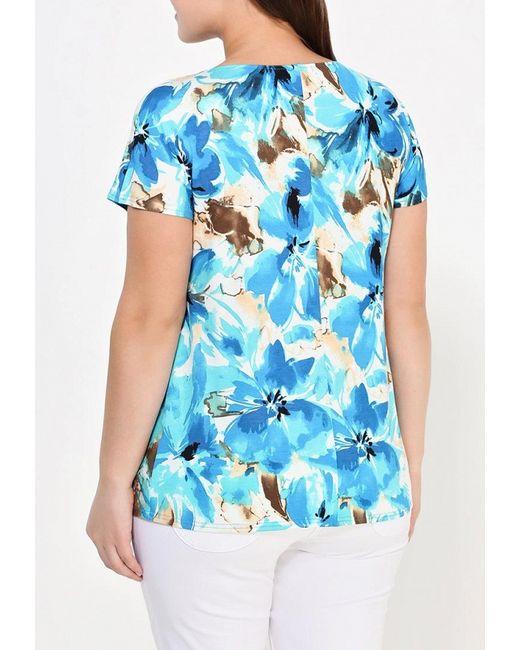 Блуза LINA                                                                                                              многоцветный цвет