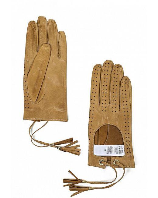 Перчатки Liu Jo Liu •Jo                                                                                                              бежевый цвет