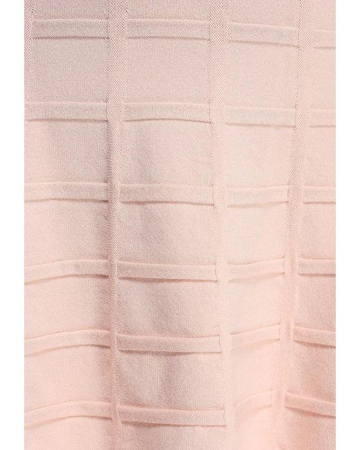 Юбка Liu Jo Liu •Jo                                                                                                              розовый цвет